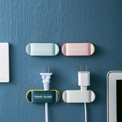 Good Living - Power Plug Adhesive Wall Holder