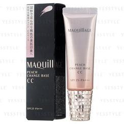 Shiseido - Maquillage Peach Change Base CC Cream SPF 25 PA+++