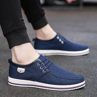 SAMMA - Canvas Sneakers