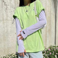 Passiflora - Plain Arm Sleeves