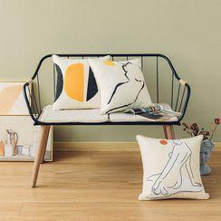 Caldo - Printed Cushion Cover
