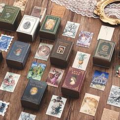Aether - 復古迷你盒裝小卡片
