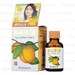 Yanagiya - Apricot Oil For Hair