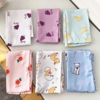 Passiflora - Printed Arm Sleeves