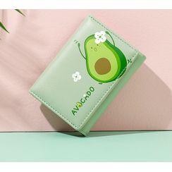 Taomicmic(タオミクミク) - Avocado Print Short Wallet