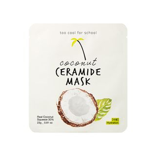 too cool for school - Coconut Ceramide Mask 23g