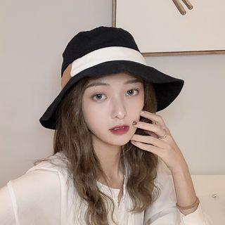 Hat Society - 拼色渔夫帽