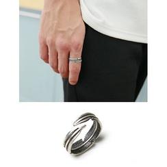STYLEMAN(スタイルマン) - 金属製 フェザーオープンリング