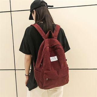 Evanki - Corduroy Backpack