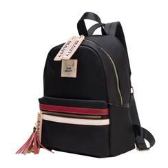 BeiBaoBao - Color Block Lightweight Backpack