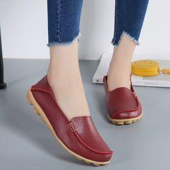 MINIKA - 真皮輕便鞋