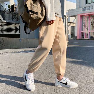 Fizze(フィゼ) - Plain Sweatpants