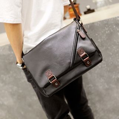 ETONWEAG - Faux Leather Shoulder Bag