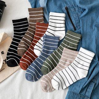 Wolfhara - Striped Socks