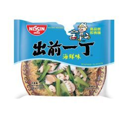 Nissin - Demae Iccho Classic Series Seafood Flavour (3 packs)