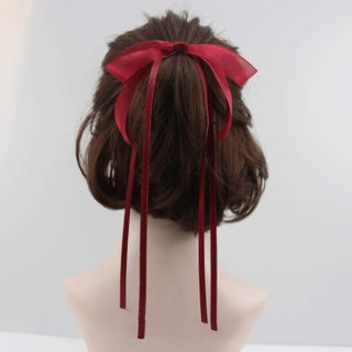 Cheveux - Ribbon Hair Tie