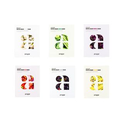avajar - Phyto-Color Mask Set - 6 Types