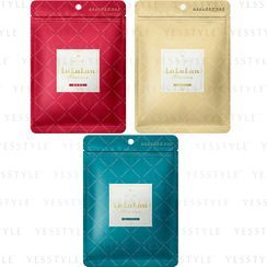 LuLuLun - Precious Face Mask 7 pcs - 3 Types