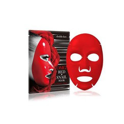 double dare - OMG! Red Snail Mask Sheet