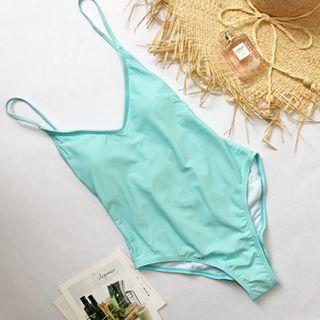 Frutto - Plain Swimsuit