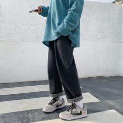 Fizze - Straight-Cut Jeans