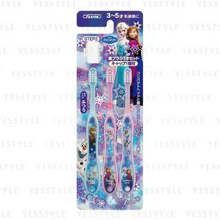 Skater - Child Toothbrush 3 pcs