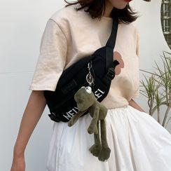 Faneur - Lettering Lightweight Belt Bag