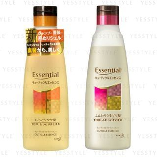 Kao - Essential Cuticle Essence 250ml - 2 Types