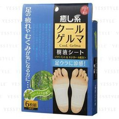HADA RiKi 肌麗 - 樹液保健貼布 6 片