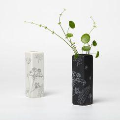 Gukan - Floral Print Vase