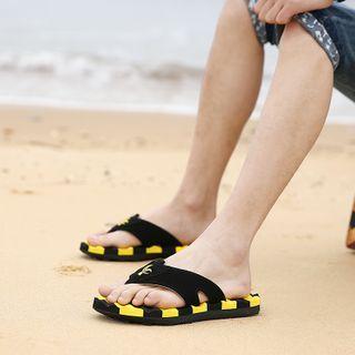 Signore - Two-Tone Flip-Flops