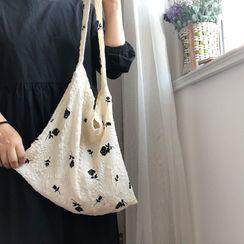 Sacculi(サックリ) - Floral Shoulder Bag