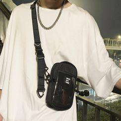 SUNMAN(サンマン) - PVC Panel Crossbody Bag