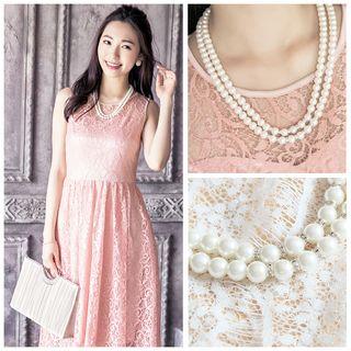 Marsden - Faux Pearl Necklace
