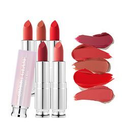 丝柯莉 - Sweet Glam The Fit Lipstick - 5 Colors
