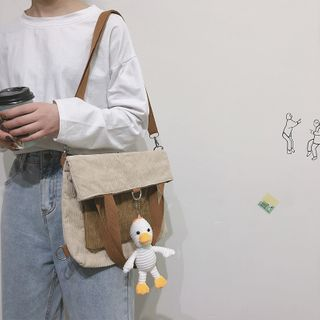 Katleon - Color Block Crossbody Bag