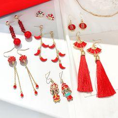Catalunya - Alloy Dangle Earring (various designs)