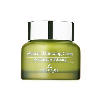 the SKIN HOUSE - Natural Balancing Cream