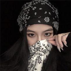 Porstina - 佩斯利图案印花围巾