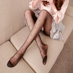 Geisha - Pattern Tights (Various Designs)