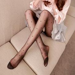 Geisha - 图案贴身裤