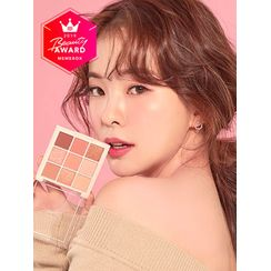 Peach C - Soft Mood Eyeshadow Palette - 2 Colors