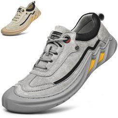 WeWolf - 真皮系带运动鞋