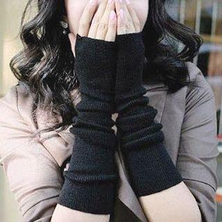 花小朵 - 無指長手套