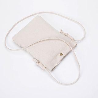 YONBEN(ヨンベン) - Canvas Mobile Phone Crossbody Bag