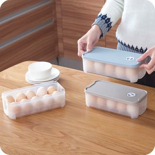 Good Living - Plastic Egg Container