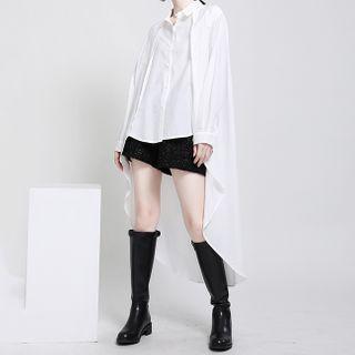 Ultra Modern - Dipback Long Shirt