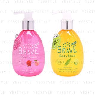 CHARLEY - Brave Body Soap 300ml - 2 Types