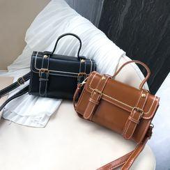 MiyaNeko - Crossbody Satchel Bag
