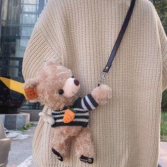 JAMEL - 小熊斜挎包